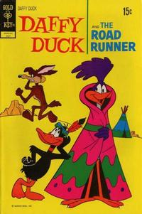 Cover Thumbnail for Daffy Duck (Western, 1962 series) #76 [Gold Key Variant]