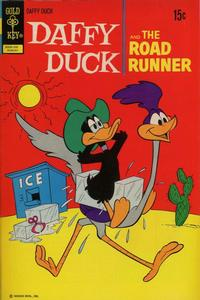 Cover Thumbnail for Daffy Duck (Western, 1962 series) #77 [Gold Key]