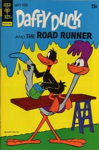 Cover Thumbnail for Daffy Duck (Western, 1962 series) #81 [Gold Key]