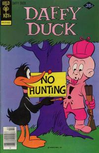 Cover Thumbnail for Daffy Duck (Western, 1962 series) #113