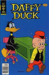 Cover Thumbnail for Daffy Duck (Western, 1962 series) #119 [Gold Key]