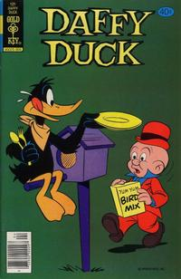Cover Thumbnail for Daffy Duck (Western, 1962 series) #121