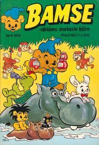 Cover Thumbnail for Bamse (Semic, 1976 series) #9/1976