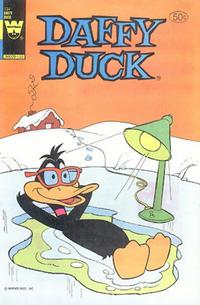 Cover Thumbnail for Daffy Duck (Western, 1962 series) #134