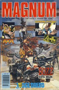 Cover Thumbnail for Magnum Comics (Atlantic Förlags AB, 1990 series) #3/1992