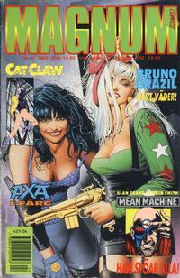 Cover Thumbnail for Magnum Comics (Atlantic Förlags AB, 1990 series) #4/1992
