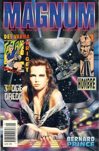 Cover Thumbnail for Magnum Comics (Atlantic Förlags AB, 1990 series) #5/1992