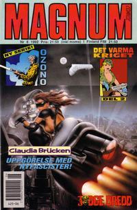 Cover Thumbnail for Magnum Comics (Atlantic Förlags AB, 1990 series) #6/1992