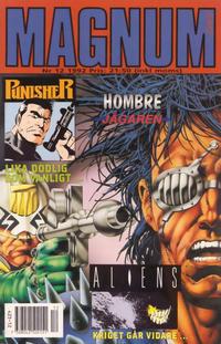 Cover Thumbnail for Magnum Comics (Atlantic Förlags AB, 1990 series) #12/1992