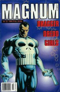 Cover Thumbnail for Magnum Comics (Atlantic Förlags AB, 1990 series) #10/1994