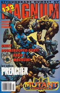 Cover Thumbnail for Magnum Comics (Atlantic Förlags AB, 1990 series) #3/1996