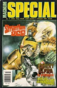 Cover Thumbnail for Magnum Special (Atlantic Förlags AB, 1989 series) #7/1991