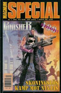 Cover Thumbnail for Magnum Special (Atlantic Förlags AB, 1989 series) #1/1992