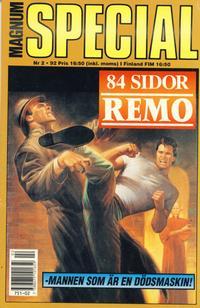 Cover Thumbnail for Magnum Special (Atlantic Förlags AB, 1989 series) #2/1992