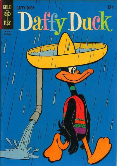 Cover for Daffy Duck (Western, 1962 series) #43