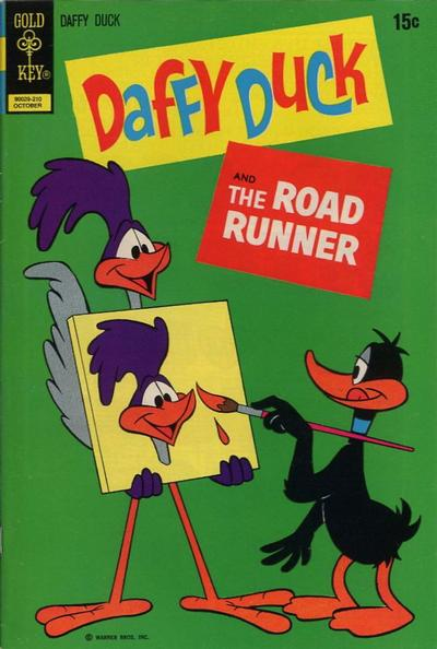 Cover for Daffy Duck (Western, 1962 series) #78