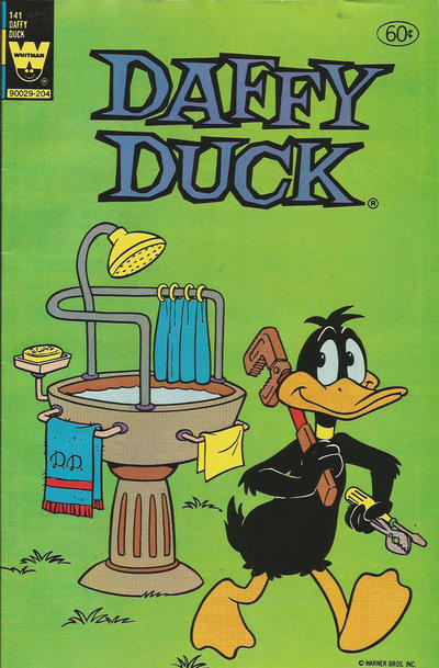 Cover for Daffy Duck (Western, 1962 series) #141