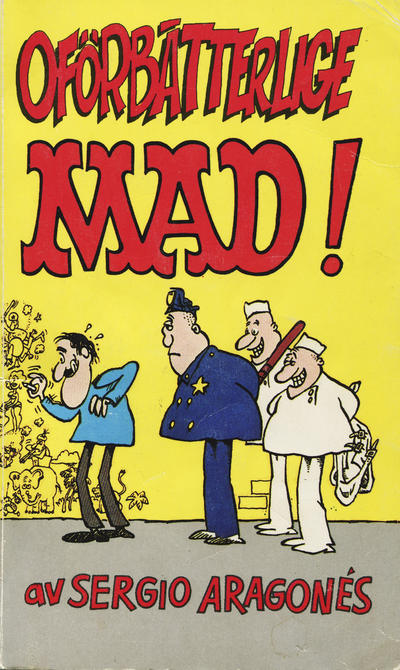 Cover for Mad-pocket (Semic, 1978 series) #51