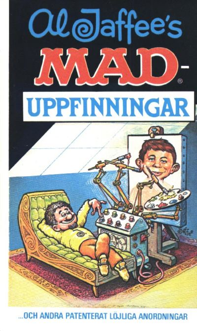 Cover for Mad-pocket (Semic, 1978 series) #56