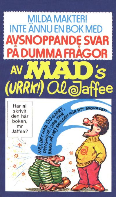 Cover for Mad-pocket (Semic, 1978 series) #63