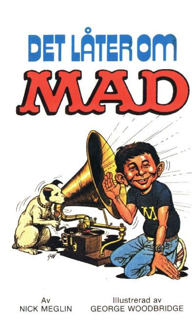 Cover for Mad-pocket (Semic, 1978 series) #64