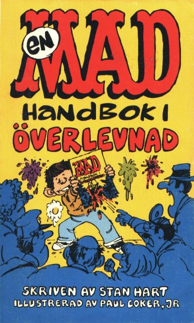Cover for Mad-pocket (Semic, 1978 series) #70