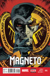 Cover for Magneto (Marvel, 2014 series) #15