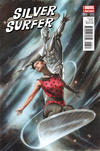 Cover for Silver Surfer (Marvel, 2014 series) #3 [Adi Granov Variant]