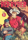 Cover for Red Ryder Comics (Yaffa / Page, 1960 ? series) #15