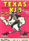 Cover for Texas Kid (Horwitz, 1950 ? series) #19