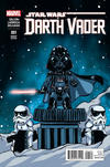 Cover Thumbnail for Darth Vader (2015 series) #1 [Skottie Young Babies Variant]