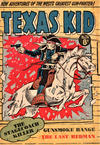 Cover for Texas Kid (Horwitz, 1950 ? series) #24