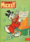Cover for Le Journal de Mickey (Hachette, 1952 series) #450