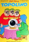 Cover for Topolino (Arnoldo Mondadori Editore, 1949 series) #923