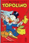 Cover for Topolino (Arnoldo Mondadori Editore, 1949 series) #346
