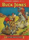 Cover for Cowboy Comics (Amalgamated Press, 1950 series) #85