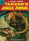 Cover Thumbnail for Edgar Rice Burroughs' Tarzan's Jungle Annual (1952 series) #7 [30¢]