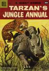 Cover Thumbnail for Edgar Rice Burroughs' Tarzan's Jungle Annual (1952 series) #6 [30¢]