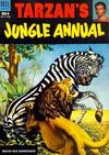 Cover Thumbnail for Edgar Rice Burroughs' Tarzan's Jungle Annual (1952 series) #2 [30¢]