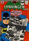 Cover for Lynvingen (Serieforlaget / Se-Bladene / Stabenfeldt, 1966 series) #12/1968
