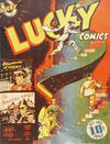 Cover for Lucky Comics (Maple Leaf Publishing, 1941 series) #v1#10