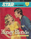 Cover for Star Love Stories (D.C. Thomson, 1965 series) #166