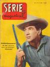 Cover for Seriemagasinet (Serieforlaget / Se-Bladene / Stabenfeldt, 1951 series) #14-15/1954