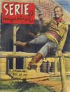Cover for Seriemagasinet (Serieforlaget / Se-Bladene / Stabenfeldt, 1951 series) #17/1954