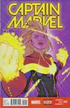 Cover for Captain Marvel (Marvel, 2014 series) #12