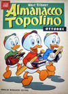 Cover for Almanacco Topolino (Arnoldo Mondadori Editore, 1957 series) #58