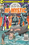 Cover for Ms. Mystic (Continuity, 1987 series) #6 [Newsstand Edition]