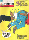 Cover for Le journal de Tintin (Le Lombard, 1946 series) #7/1964