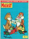 Cover for Le Journal de Mickey (Disney Hachette Presse, 1952 series) #554