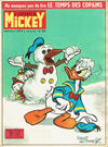 Cover for Le Journal de Mickey (Disney Hachette Presse, 1952 series) #552
